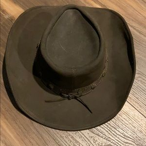 The CONCHO HAT